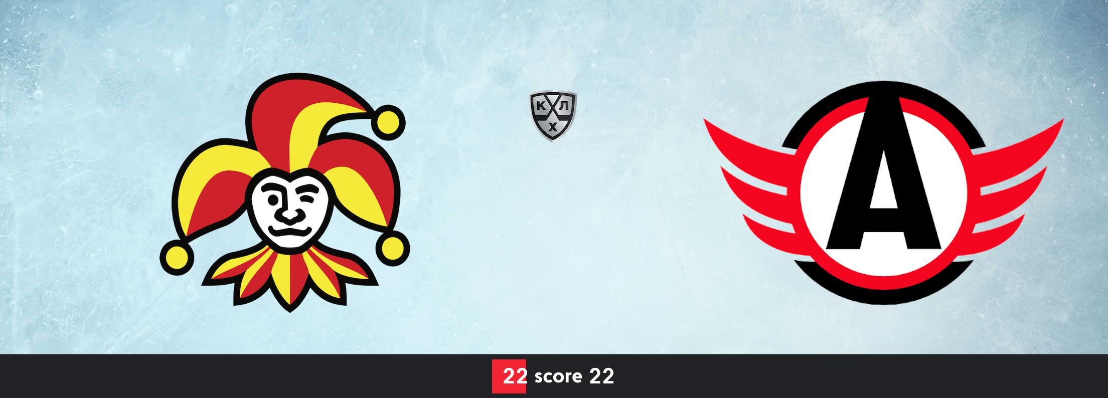 Хоккей    /    КХЛ. Йокерит — Автомобилист 10.01.2021